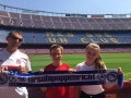 Stadion CampNou, Barcelona